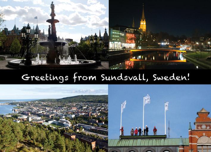 Hälsning från Sundsvall, nr. 2013.102
