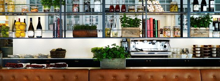 Scandic City Sundsvall har bland annat den nya restaurangen Verket.