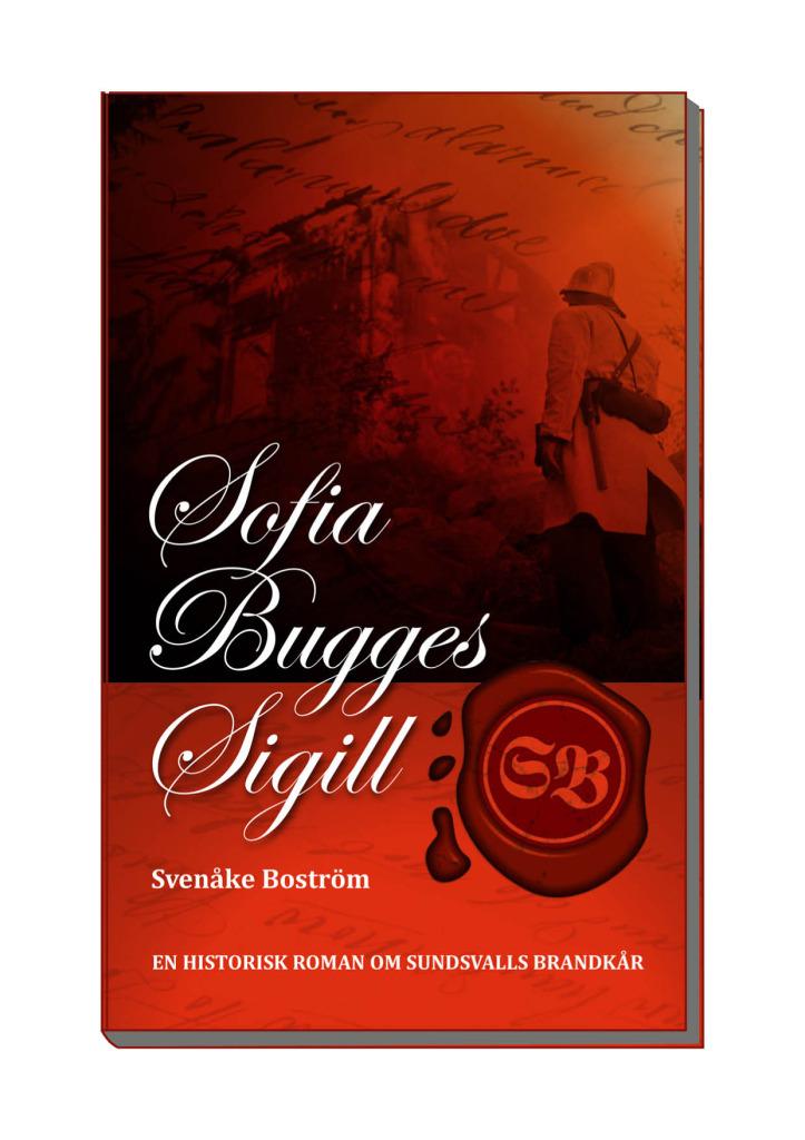 Sofia Bugges sigill, omslag (150 dpi)