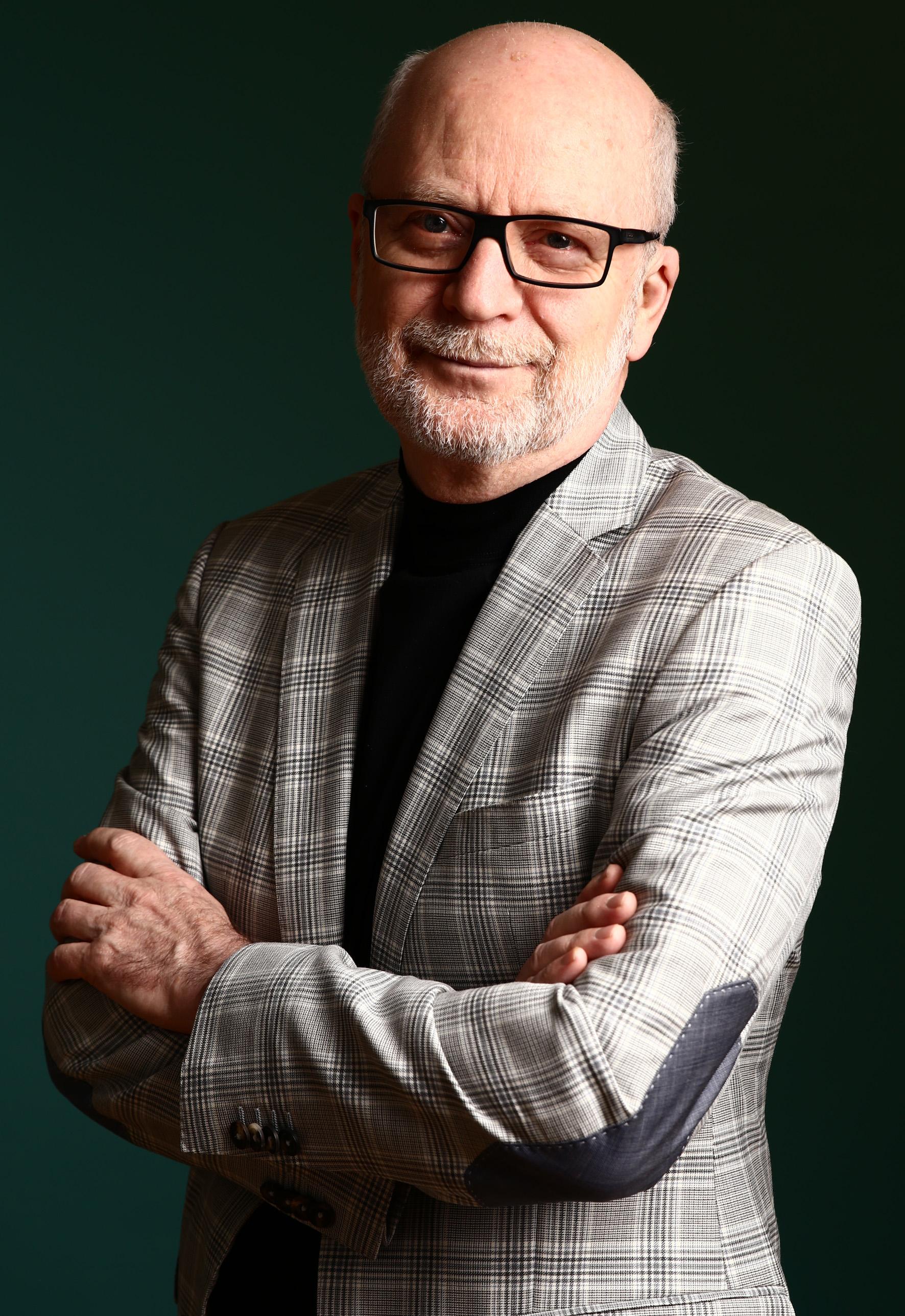 Svenåke Boström, författarporträtt