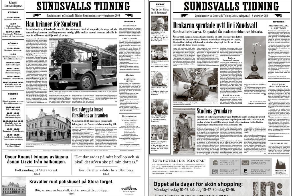 Stenstanstidningen 2009-2010
