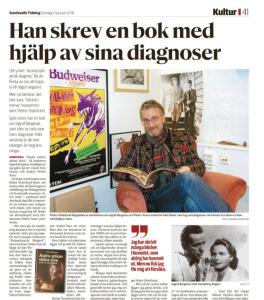 Sundsvalls Tidning 21 januari 2018.