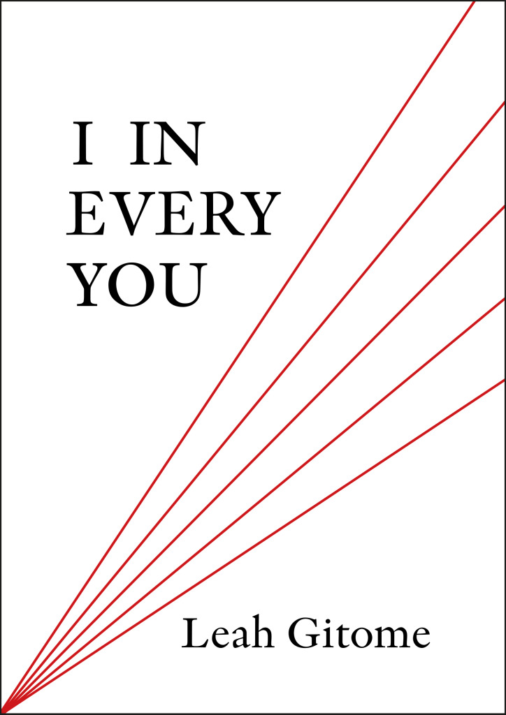 Leah Gitome, In every you, COVER