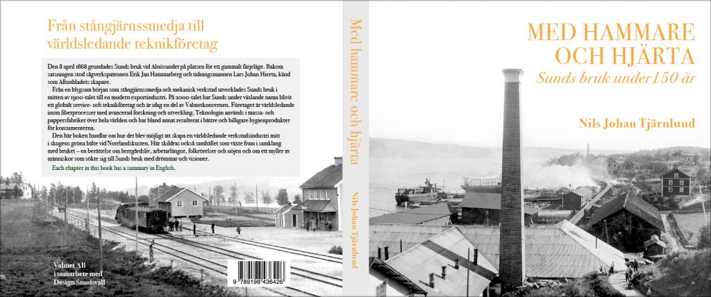 Boken om Sunds bruk under 150 år.